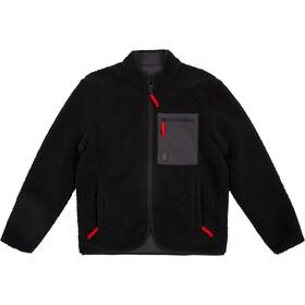Topo Designs Sherpa Veste Homme, black/black